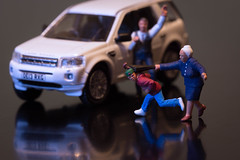 Stop the bag thief ! #MacroMonday (cuppyuppycake) Tags: macro bag miniatures nikon help thief granny mondays d7200