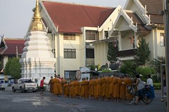 Monks (kcosgrove) Tags: mai chiang