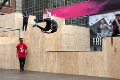 2016_April_freerun1-422 (jonhaywooduk) Tags: urban sports netherlands amsterdam jump kick air spin platform teenagers free twist running runners athletes flick mid parkour