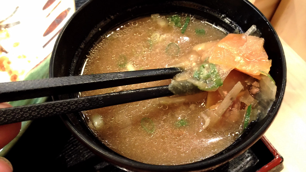 勝里日式豬排