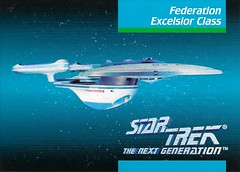 Star Trek The Next Generation 1992 series Trading Card 040 Fron (zigwaffle) Tags: startrek television card trading sciencefiction 1992 startrekthenextgeneration paramount impel