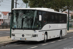 Mercedes Benz Integro 4391 Rodoviria do Tejo, Avenida 24 de Julho, 8 de Janeiro de 2016 (Paulo Mestre) Tags: bus portugal mercedes benz coach lisboa lisbon lissabon tejo autobus lisbonne autocar rodoviria autocarro integro 4391
