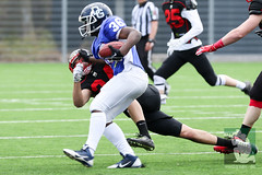 "GFL Juniors Dortmund Giants vs. Düsseldorf Panthers 09.04.2016 003.jpg • <a style=""font-size:0.8em;"" href=""http://www.flickr.com/photos/64442770@N03/26238286882/"" target=""_blank"">View on Flickr</a>"