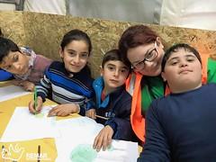 Voluntarios Carpa Refugiados (O.N.G.D Remar Internacional) Tags: children refugees sos ong refugiados remar