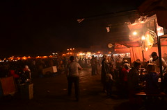 (tho_nic) Tags: street original food market snap steam local dailylife 1025favs marakech