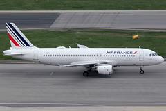 Air France Airbus 320-211 F-GKXA (c/n 0287) (FNF_VIENNA - Vienna-Aviation.net) Tags: vienna wien france airport air airbus flughafen vie a320 320 freg schwechat loww fgkxa