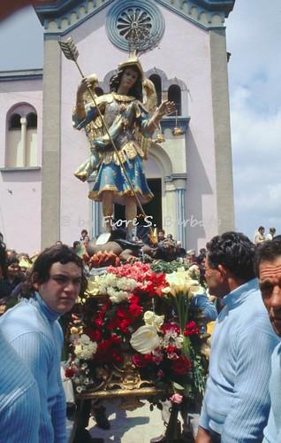 Maddaloni (CE), 1973, Festa di San Michele.
