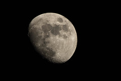 The moon (Shane Jones) Tags: moon nikon space craters lunar themoon tc14eii 200400vr d7200 kenkotelepluspro300tc14