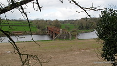 IMG_2362 (ppg_pelgis) Tags: old uk bridge ireland river trafalgar railway northern mourne camus tyrone sionmills gnri