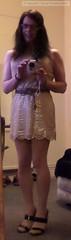 2016-04-08 (2) (emilyproudley) Tags: cute sexy glasses tv pretty dress girly feminine cd tgirl transgender tranny transvestite trans crossdresser transsexual convincing tgirls xdresser tvchix
