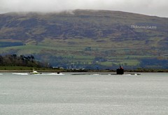 US Sub (Zak355) Tags: scotland riverclyde ship navy scottish vessel submarine bute rothesay isleofbute
