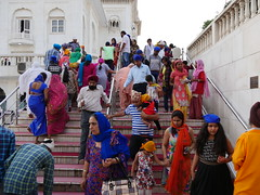 SikhTempleNewDelhi047 (tjabeljan) Tags: india temple sikh newdelhi gaarkeuken sikhtemple gurudwarabanglasahib