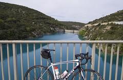 Barrage de Sainte-Croix (will_cyclist) Tags: cycling barrage verdon dams lacdestecroix