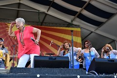 Jazz Fest - The Dixie Cups & Wanda Rouzan