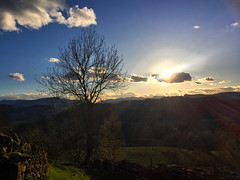 The Sun's Going Down (Marc Sayce) Tags: park sunset lake sundown district national cumbria pike ambleside wansfell