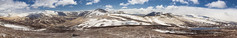 Cairnwell Panorama (Neillwphoto) Tags: snow ski mountains clouds lift glenshee sunny hills cairnwell