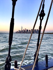 Statue of Liberty #NewYork #Liberty #ClipperTallShip #Cruise #favorite #Sailboat #TwilightCruise #sunset #drinks #music #dancing #travel  #NewYorkNewYork #firsttime  #Freedomtower #cityscape #SundayFunday (kelsey_erinbook13) Tags: travel cruise sunset music favorite newyork sailboat liberty cityscape dancing drinks newyorknewyork firsttime freedomtower twilightcruise clippertallship