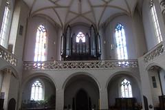 Typical German church organ (quinet) Tags: church germany kirche organ glise organe orgel 2012 castleroad burgenstrase