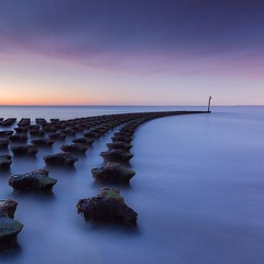 Breakwater by Fuzzypiggy found at 500px (wealthcoach) Tags: april 29 2016 0812am