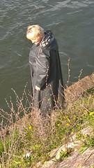 WP_20160430_17_34_36_Pro (Kleppergarry) Tags: vintage rubber latex raincoat klepper regenmantel kleppermantel gummimantel
