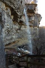 Indian Ladder (Elmore Wolcott) Tags: park ny indian ladder escarpment thacher helderberg