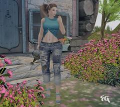 ~087~ Garden Party (Ana ~ Fashion Graffiti Blog) Tags: fashion logo kunst mein secondlife ikon belleza treschic petitemort glamorize hucci amacci chisacreation 7deadlys{k}ins thegaragefair cosmopolitanevent {zoz} slackgirl kinkyevent