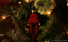 (Evie Smith) Tags: christmas decorations festive 85mm christmastree christmaslights christmaseve christmasday queensguard