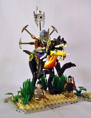 Hunters1 (spencerwinson) Tags: lego dinosaur