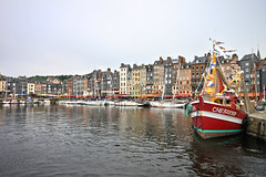 Honfleur (lukedrich_photography) Tags: france building history water architecture port canon pier boat frankreich europa europe european harbour scenic culture normandie honfleur normandy francia calvados westerneurope   rpubliquefranaise    frenchrepublic        laclaire   t1i canont1i      quaidelaquarantaine
