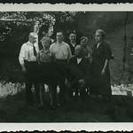 Archiv C859 Familienaufnahme, 1930er thumbnail