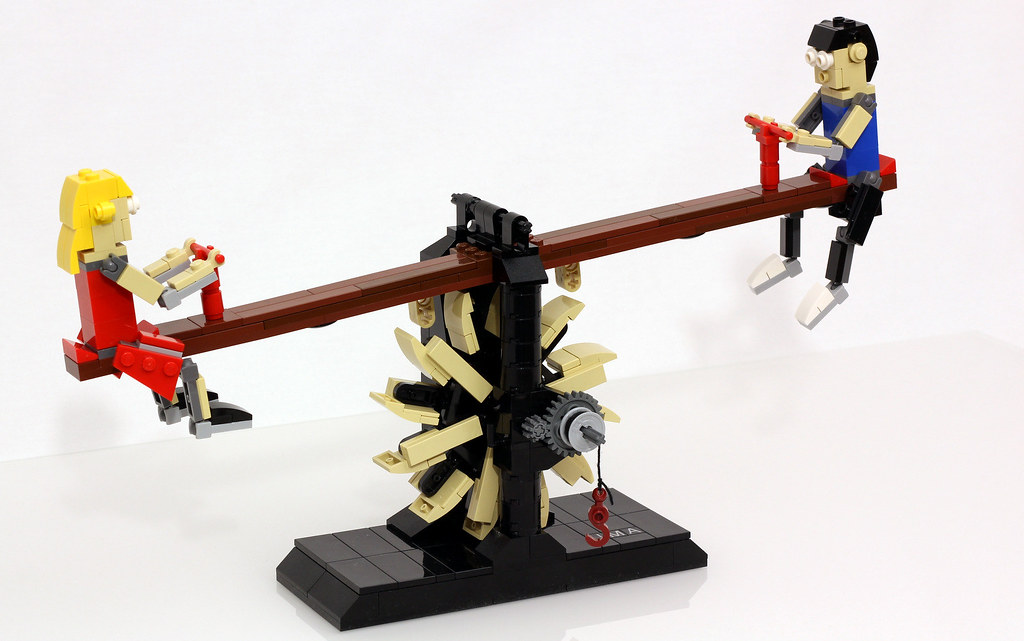 The Worlds Best Photos Of Lego And Mechanism Flickr Hive Mind