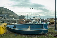 Hastings Fishing Port (Kirsty Ann Photography) Tags: city uk travel sea england english beach port boats photography seaside fishing nikon hastings eastsussex travelphotography fishingport nikond40x