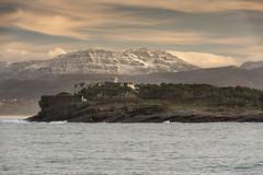 PALACIO DE LA MAGDALENA (Marce Alvarez.) Tags: mar nikon paisaje atardeceres santander playas cantabria cantabrico nikon70200f28 castrovalnera peninsuladelamagdalena