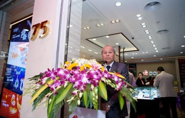 Tập đoàn DOJI khai trương Chi nhánh Hải Phòng