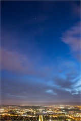 5D3_7611 (Dallas Maher) Tags: city sky color colour nature night clouds canon lights twilight scenery mt mark iii hills mount kangaroo 5d canberra lightning ainslie