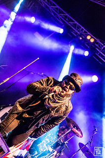 Skindred // Shots by Will Barnes