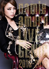 LIVEGENIC 2015-2016_DVD cover (Namie Amuro Live ) Tags: namie amuro dvdcover  tourcover livegenic20152016