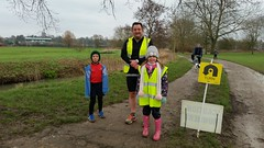 20160213_090905 (AnthonyLester229) Tags: cold wet grey woods running tonbridge parkrun event115 tailrunning 13february2016