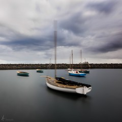 SEEKING FREEDOM (Vaughan Laws Photography | www.lawsphotography.com) Tags: longexposure seascape clouds canon landscape boats boat outdoor fineart melbourne squareformat yachts neutraldensityfilter longexposurecolour nd10stop melbournelongexposure lawsphotography vaughanlaws