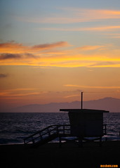 6-26-2015 (mcshots) Tags: ocean california sunset sea summer sky usa beach nature water weather clouds evening coast stock socal mcshots swells losangelescounty