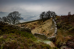 The dip (jackharrybill) Tags: westyorkshire haworth worthvallley