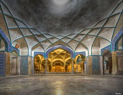 Hamam-e Ganj Ali Khan, Kerman (Iran) (Calim*) Tags: iran persia