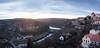 Panorama Znojmo (Dominik Chalupník) Tags: sunset panorama sun nature canon town hometown pano tourist valley 1750 tamron lightroom znojmo photosho 600d