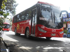 Land Car, Inc. (Monkey D. Luffy 2) Tags: bus daewoo society davao aspire philippine enthusiasts ecoland philbes