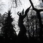 Auf dem Friedhof von Vinohrady (Vinohradský hřbitov)