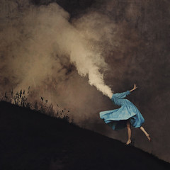percussion (brookeshaden) Tags: selfportrait surrealism conceptual selfportraiture fineartphotography darkart brookeshaden