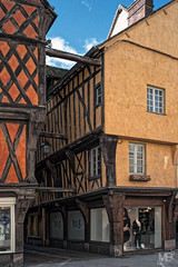 colombages DxOFP LM8+281001726 (mich53 - Thanks for 2500000 Views!) Tags: street house france history window colors architecture histoire ville colombage dreux timbered fachwerkhaus timberedhouse eureetloir leicam8 tlmtre elmaritm28mmf28asph dxofp
