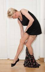 The-black-slip (stockings.jane) Tags: stockings tv cd lingerie crossdressing tgirl tranny transvestite slip trans crossdresser crossdress ts tg ladyboy shemale crossdressed stockingtops tgurl stockingtop