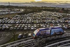 20160204 Air-rail is stopping (Damien Walmsley) Tags: birmingham carpark birminghaminternational