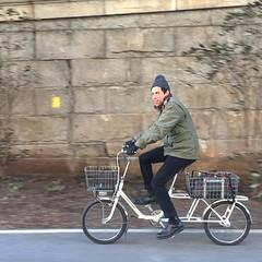 Peugeoooot long tail cargo bike (jimn) Tags: modified wald longtail peugeot cargobike demontable 1018society